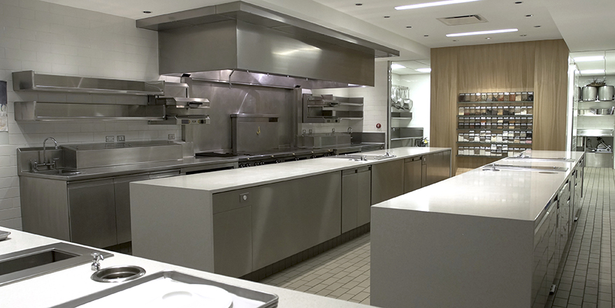 Grace Restaurant Customized Kitchens Sml